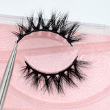 (កម្មង់មុន)-Visofree Mink Eyelashes 3D Mink Lashes Natural Flutter False Eyelashes Thick Lashes Cruel-free Mink Eyelashes Makeup cilios (4298328997997)