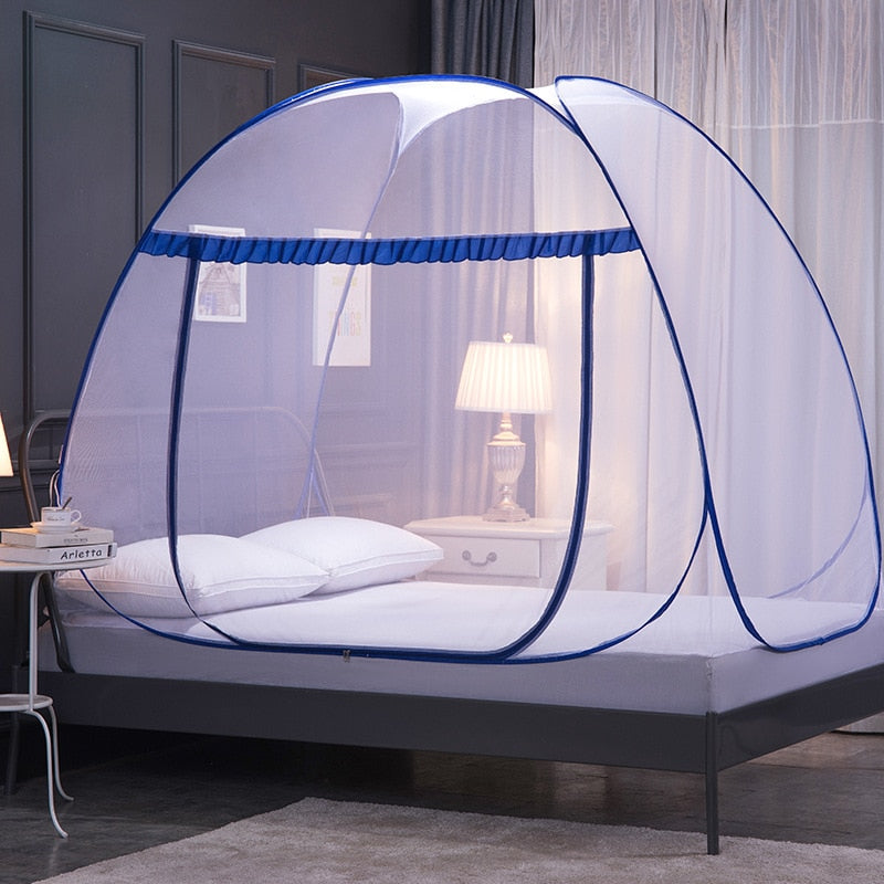 Fully Automatic Mosquito Net  (4319385878637)