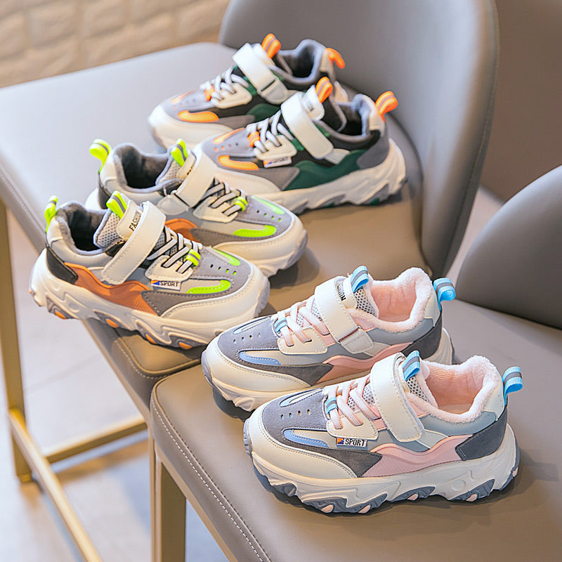 Girls' sneakers 2020 autumn/winter new boys' sneakers