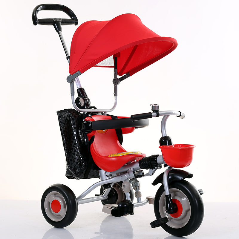 Edgar children's tricycle carts folding infant stroller bicycle child bicycle (4520858615917)