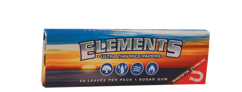 Elements Rolling Papers 1 1/4 size - Glasss Station
