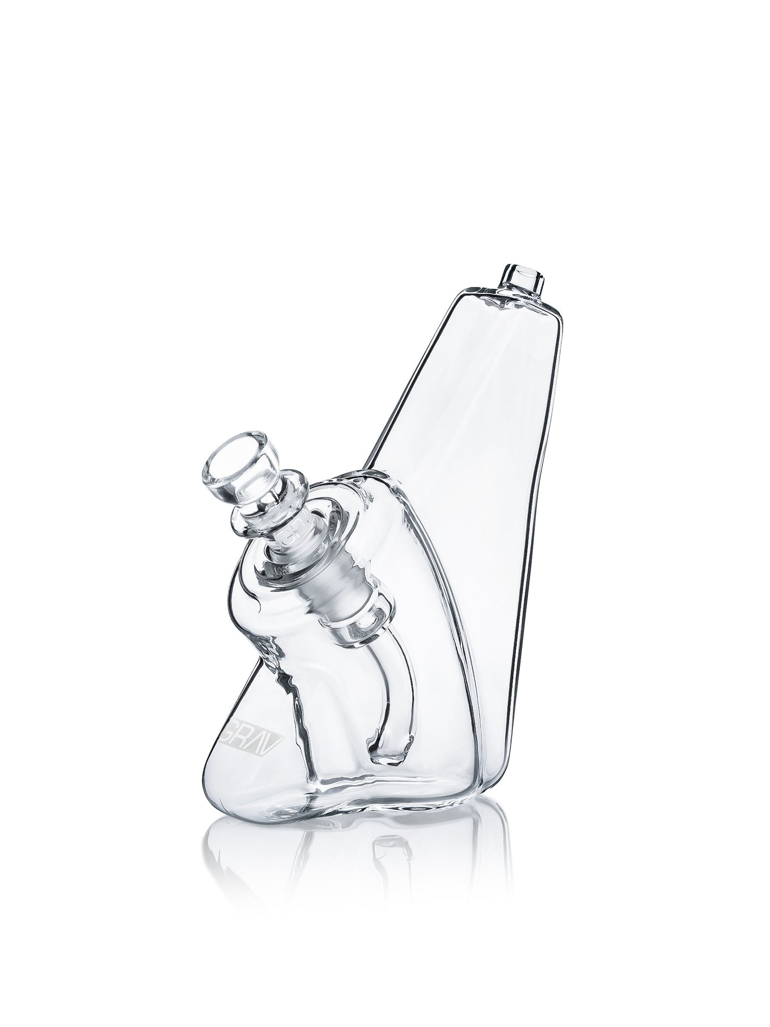 GRAV® Wedge Bubbler - Glasss Station