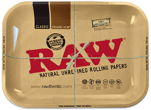 Raw Rolling Tray-Large - Glasss Station