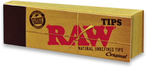 Raw Original Rolling Tips - Glasss Station