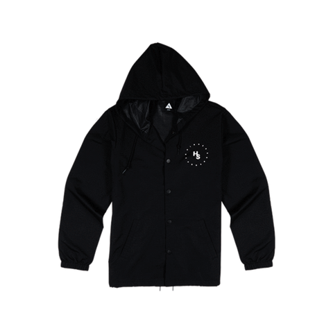 Higher Standards Coaches Jacket - Glasss Station