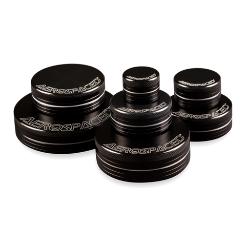 Aerospaced 2 Piece Grinders - Glasss Station