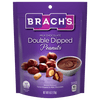 Brach's Chocolate Creations Milk Chocolate Peanut Double Dippers, 6 oz. Bag