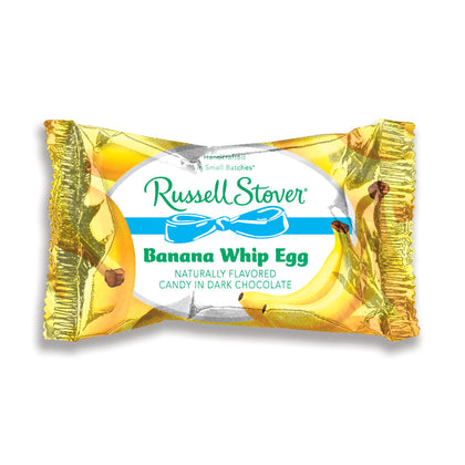 Russell Stover Dark Chocolate Banana Whip Egg, 1 oz