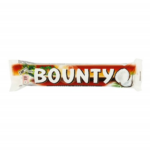Bounty Dark Chocolate Candy Bar, 28.5g (Product of the United Kingdom)