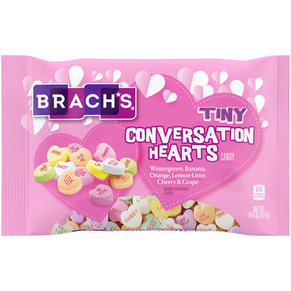 Brach's Tiny Conversation Hearts, 14.5oz