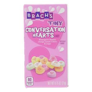 Brach's Tiny Conversation Hearts, .75oz