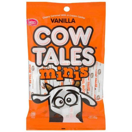 Cow Tales, Original Caramel, 4oz Bag