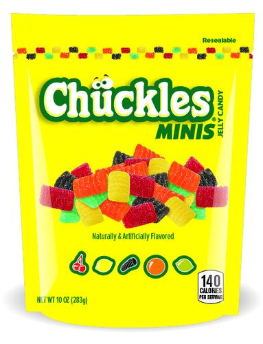 Chuckles Minis Jelly Candy, 10oz