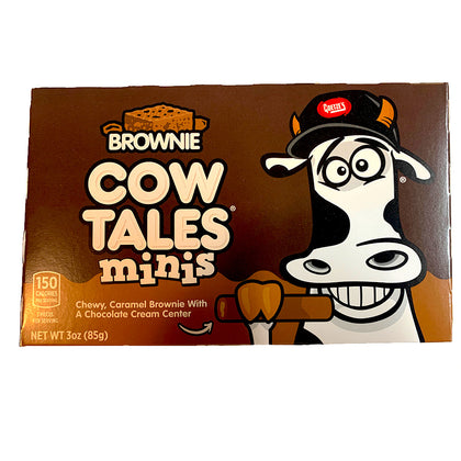 Cow Tales Brownie Minis, 3oz