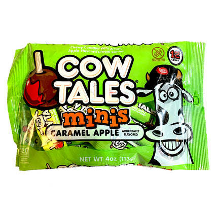 Cow Tales Caramel Apple Minis, 4oz
