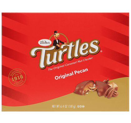 DeMet's Turtles Original Pecan, 6.4oz