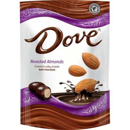 Dove Dark Chocolate Covered Almonds, 5.5oz