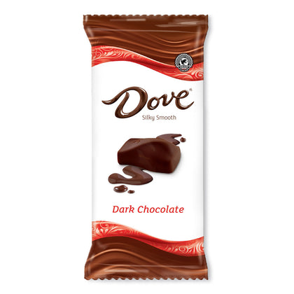 Dove Dark Chocolate Candy Bar, 3.30oz