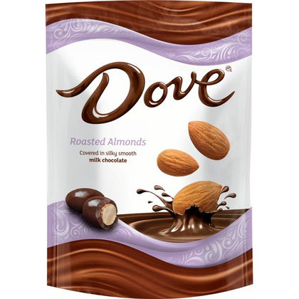 Dove Milk Chocolate Covered Almonds, 5.5oz