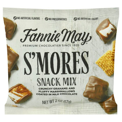 Fannie May S'mores Snack Mix, 2oz