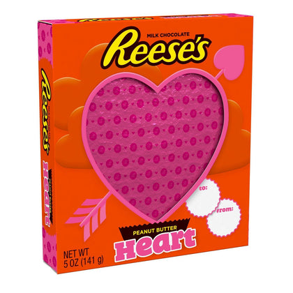 Reese's Peanut Butter Valentine's Day Heart, 5oz