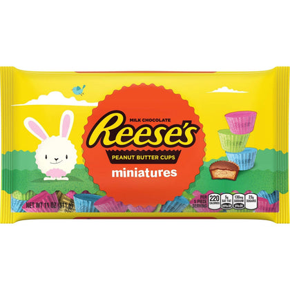 Reese's Pastel Easter Miniatures, 11oz