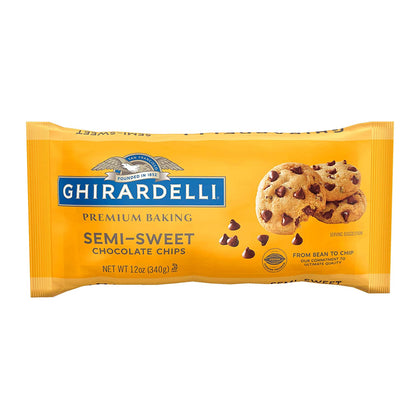 Ghirardelli Semi-Sweet Chocolate Chips, 12oz