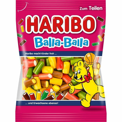 Haribo Balla Balla Candy, 6.17oz (Product of Germany)