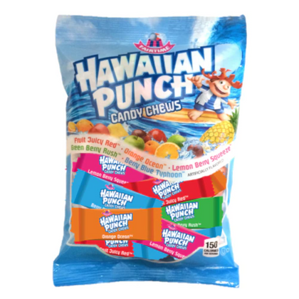 Hawaiian Punch Candy Chews, 3oz