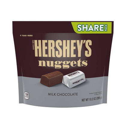 Hershey's Nuggets Milk Chocolate, Share Size, 10.2oz