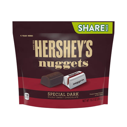 Hershey's Nuggets Special Dark, Share Size, 10.2oz