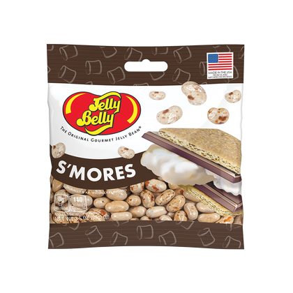 Jelly Belly S'mores Jelly Beans, 3.5oz