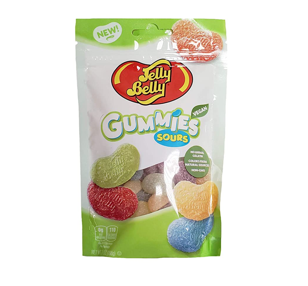 Jelly Belly Sour Gummies, 7oz