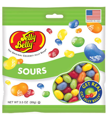 Jelly Belly® Sours Jelly Beans, 3.5 oz