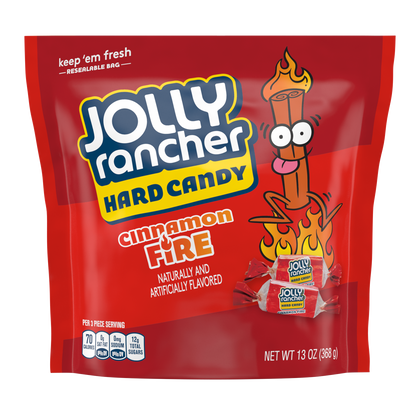 Jolly Rancher, Cinnamon Fire Hard Candy, 13 Oz