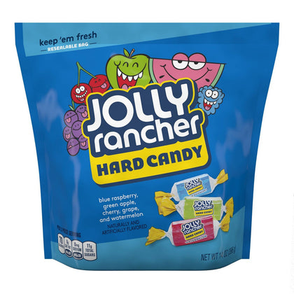 Jolly Rancher Fruit Hard Candies, 14oz