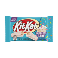 Kit Kat, Birthday Cake Candy Bar, 1.5 Oz