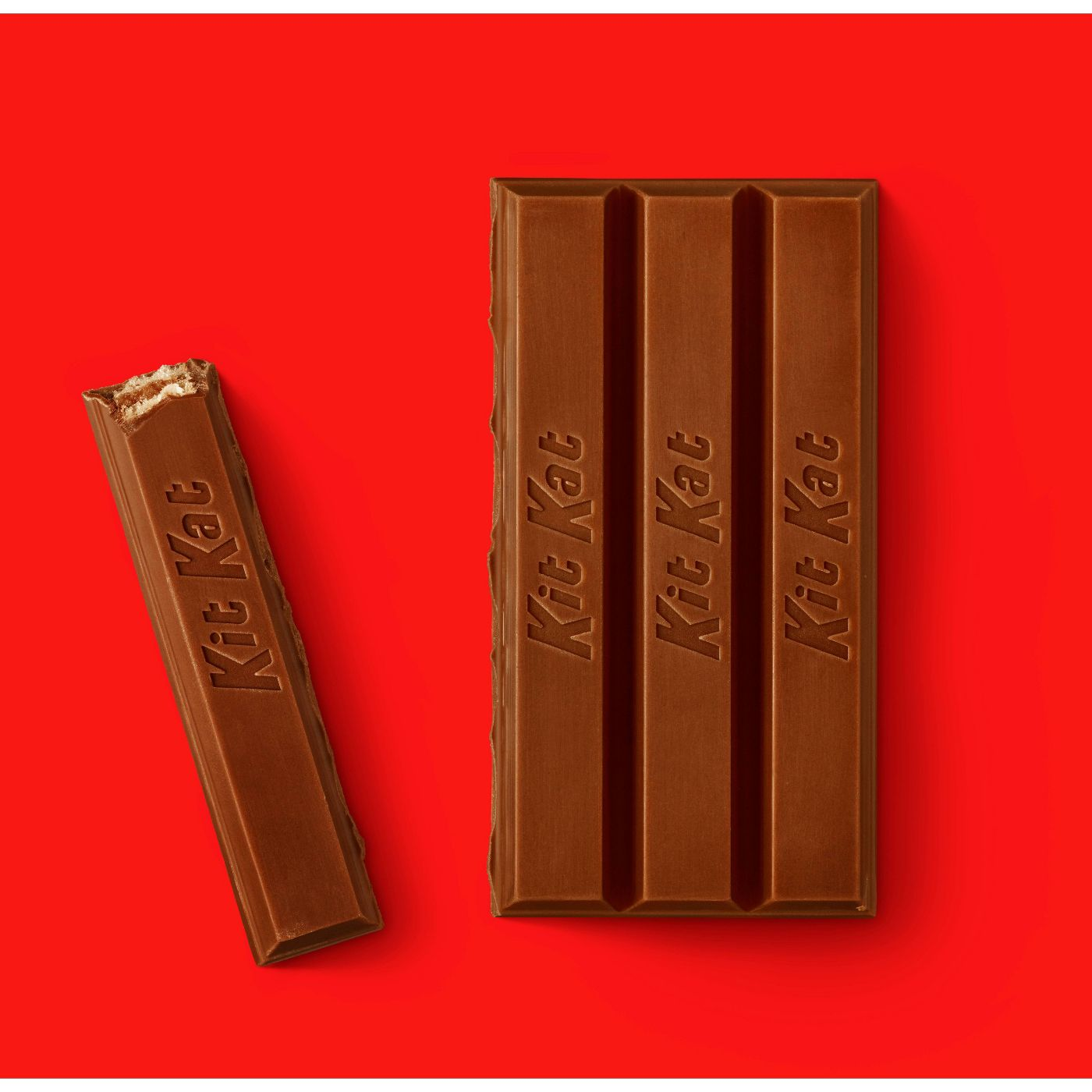 Kit Kat Full Size Candy Bars, 9oz/6ct