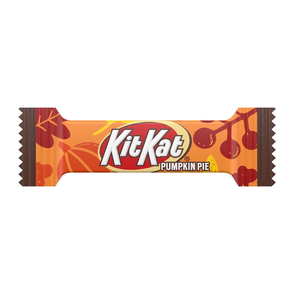 Kit Kat, Pumpkin Pie Halloween Miniatures, 9.7oz