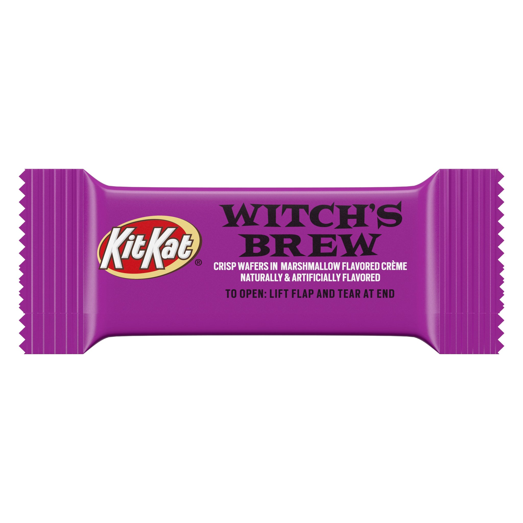 Kit Kat Witch's Brew in Green Marshmallow Flavored Crème, 9.8oz