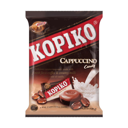 Kopiko Cappuccino Coffee Candy, 4.23 Oz