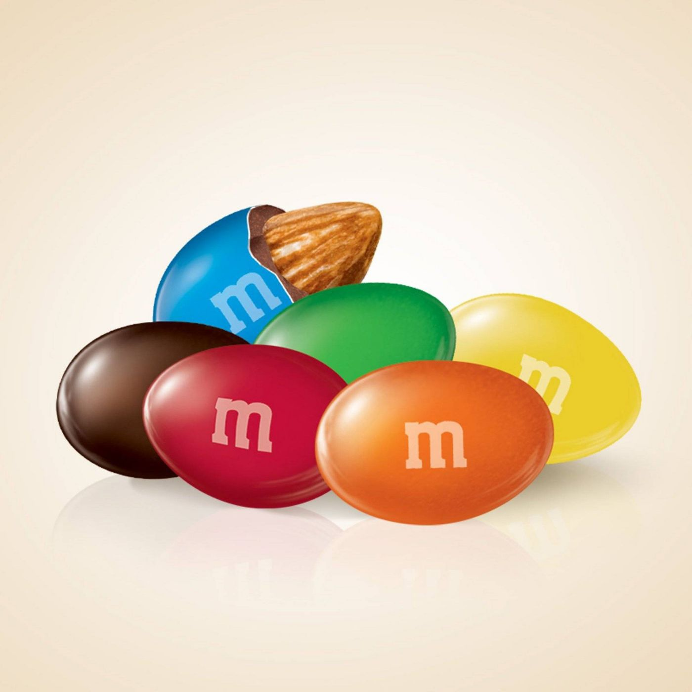 M&M's Almond Chocolate Candies, Sharing Size, 9.3oz