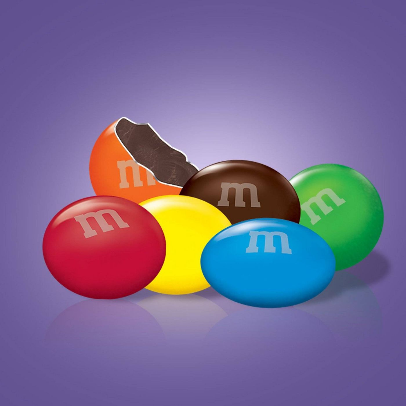 M&M's Dark Chocolate Candies, Sharing Size, 10.1oz
