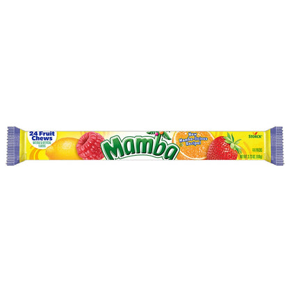 Mamba Fruit Chews, 3.73oz Stick Pack