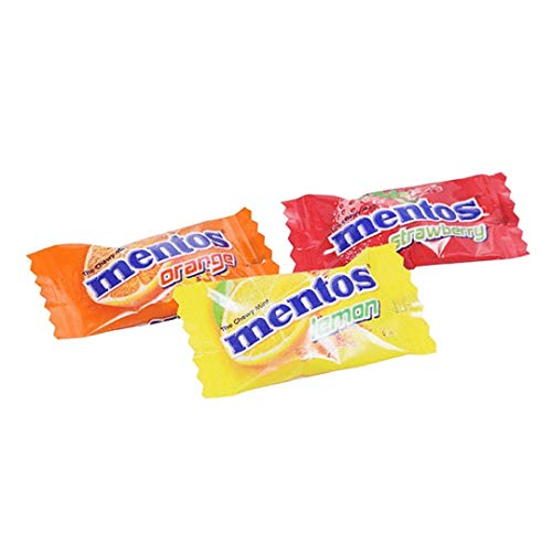 Mentos Fruit, Individually Wrapped, 23 pieces
