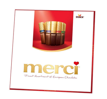 Merci Finest Assortment of European Chocolates, 7oz