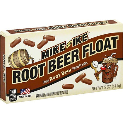 Mike and Ike Root Beer Float Chewy Candies, 5oz