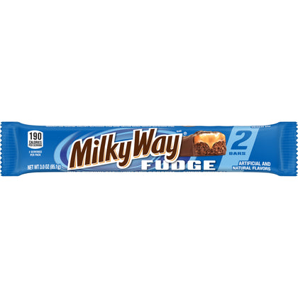 Milky Way Fudge Bar, Share Size, 3oz