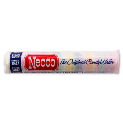 Necco, The Original Candy Wafer Roll, 2oz