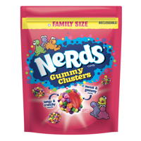 Nerds Gummy Clusters, Family Size, 18.5oz